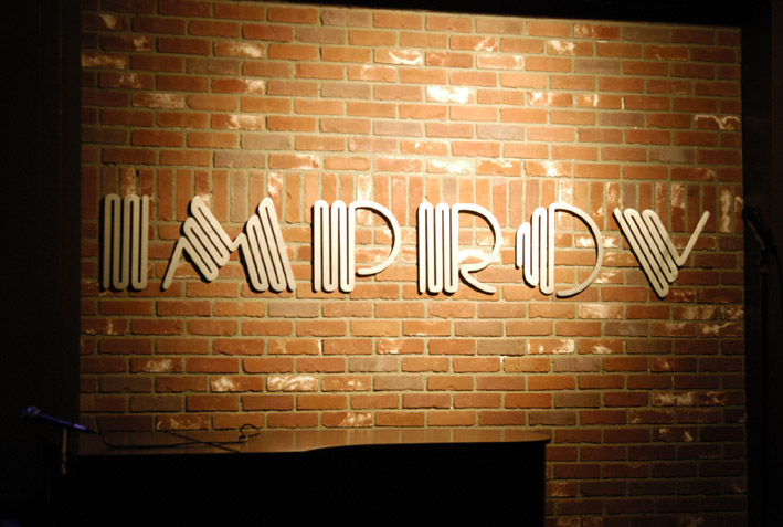 My Rules for Disruption, Borrowed from Improv